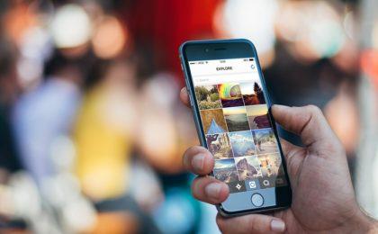 Instagram testa i profili business