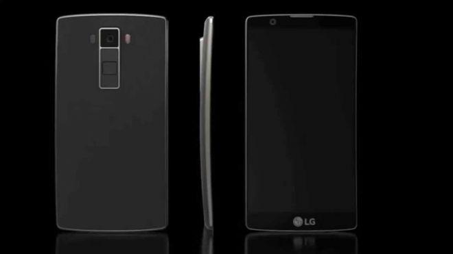 LG G5 design profilo