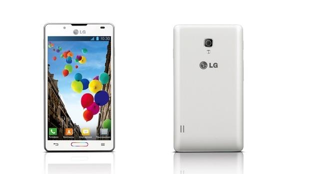 LG optimus L7II bianco