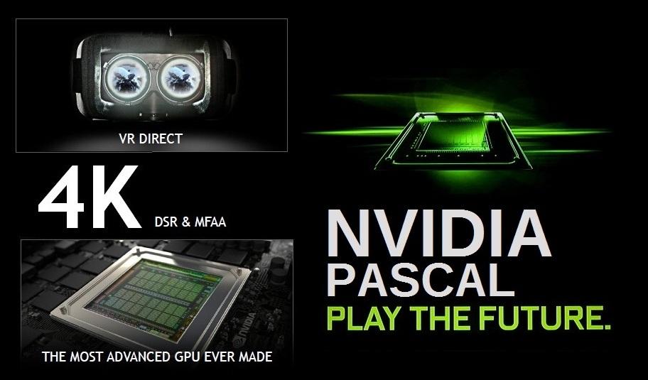 Nvidia Pascal GTX 1080