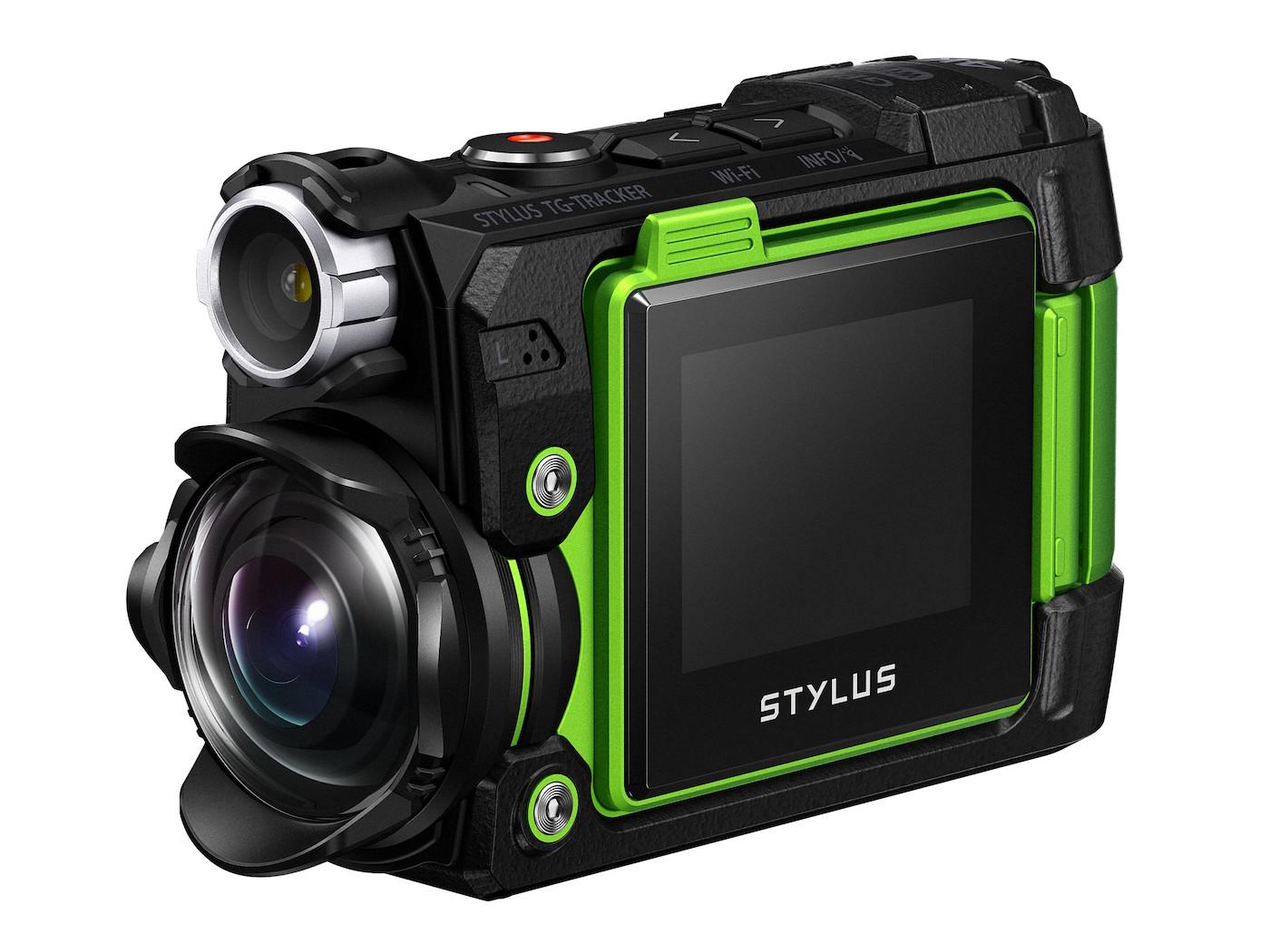 Olympus Stylus TG Tracker: prezzo e scheda della actioncam