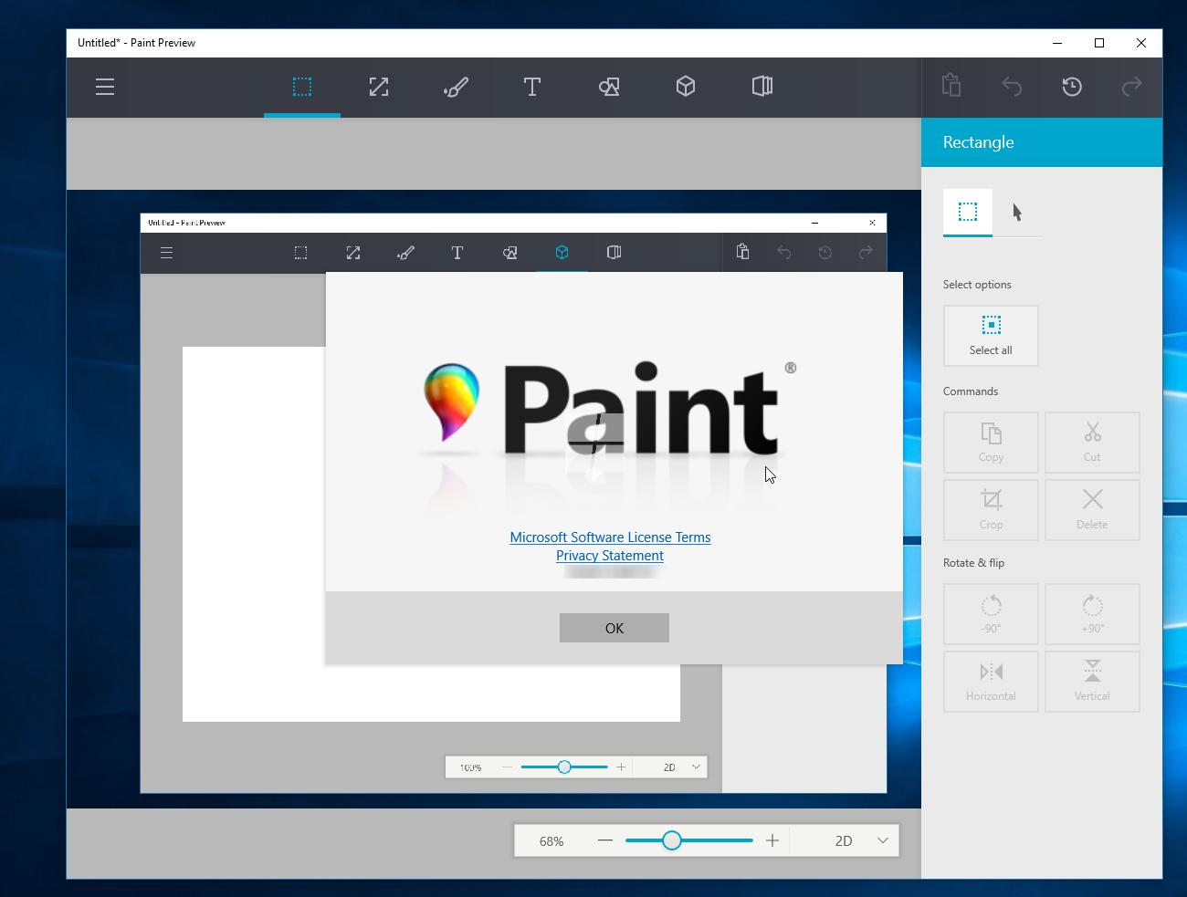 Paint per Windows 10
