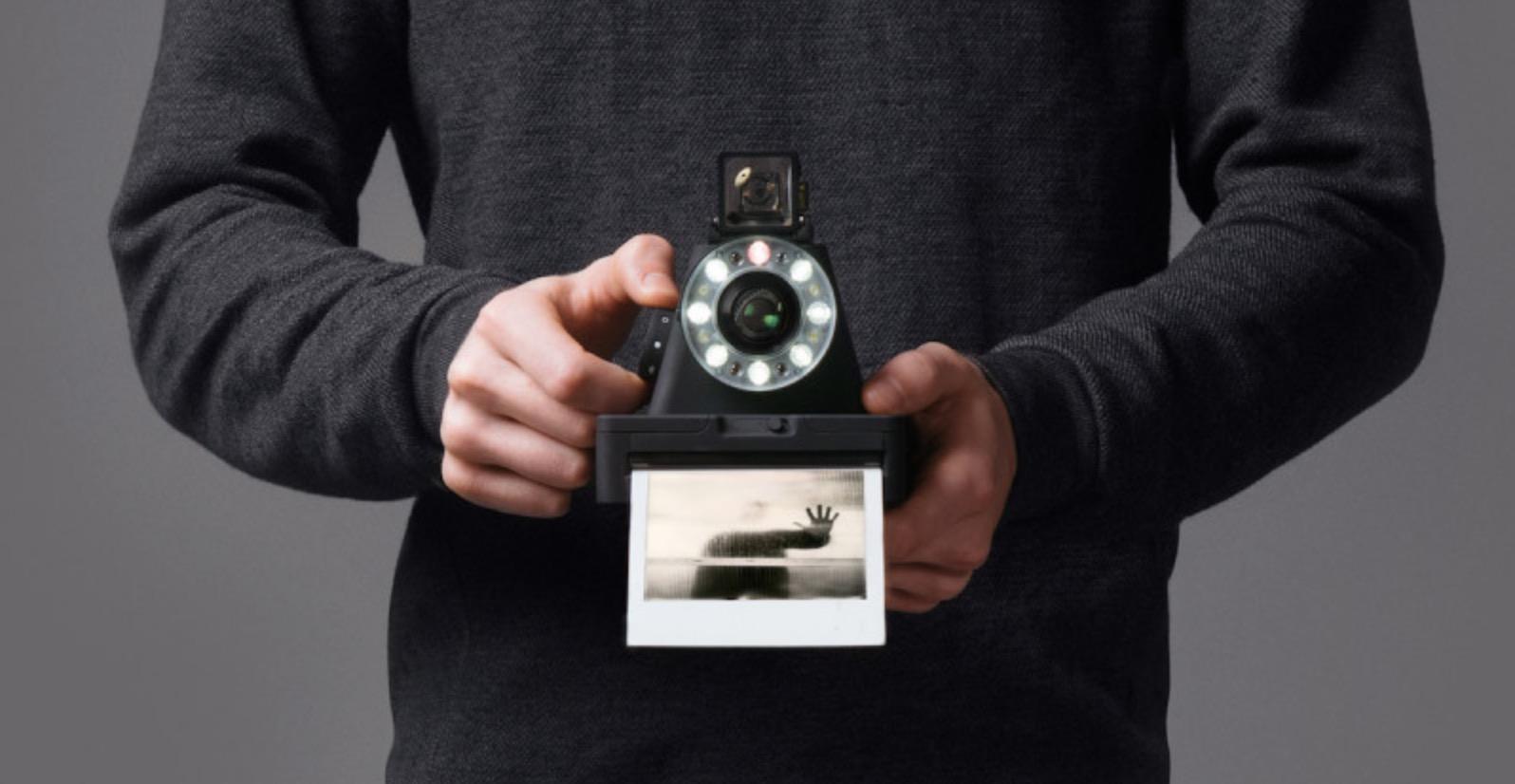 Impossible I-1, la fotocamera Polaroid che sfida smartphone e tablet