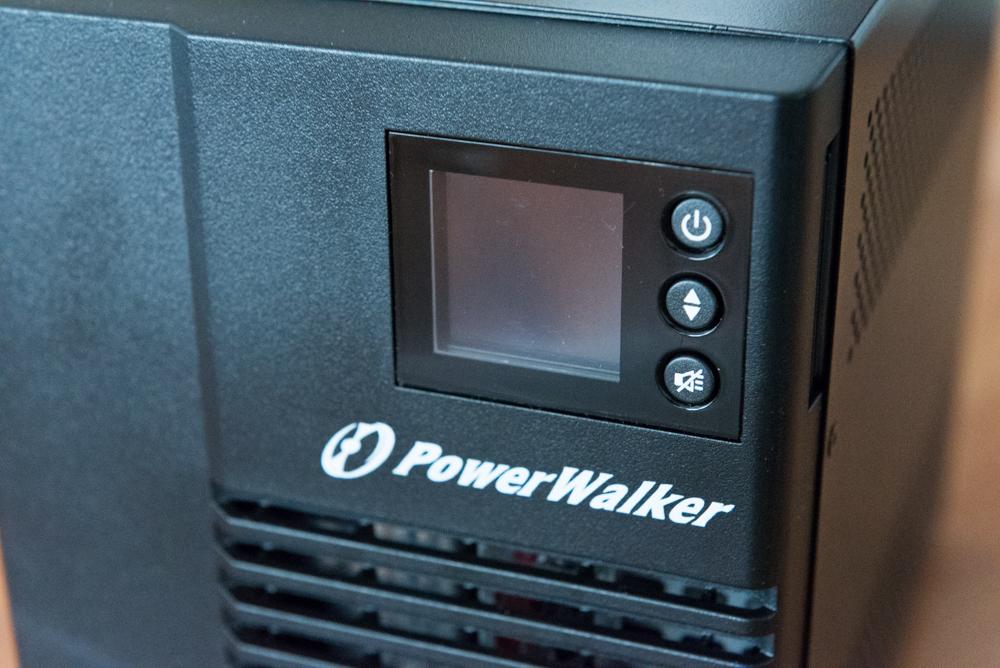 PowerWalker VI 500T HID UPS fronte