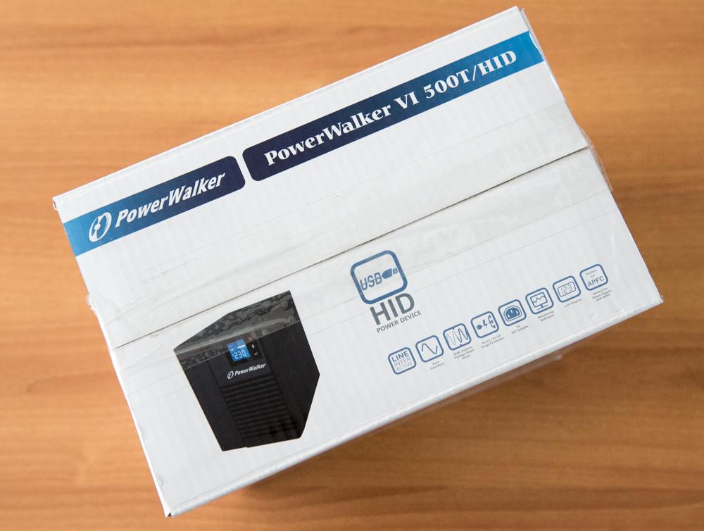 PowerWalker VI 500T HID scatola