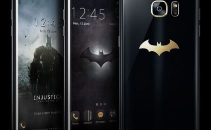 Samsung Galaxy S7 Edge Batman: la versione speciale