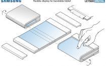 Samsung Galaxy F: smartphone con schermo OLED flessibile?