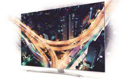 LG TV LED SUPER UHD e UHD: prezzi e info per l'Italia