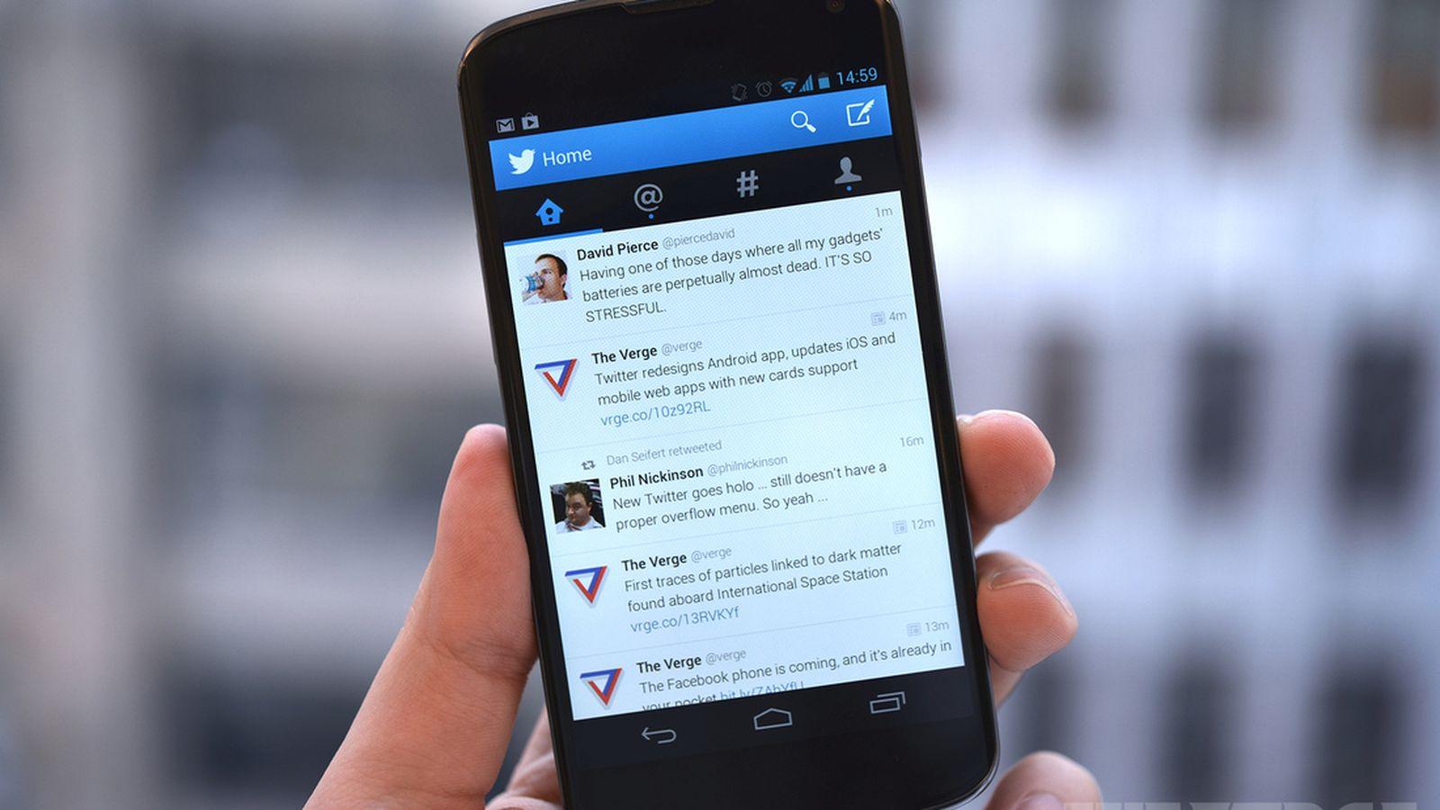 Twitter sta testando la modalità notte