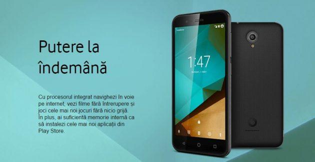 Vodafone Smart Prime 7: prezzo, scheda e uscita