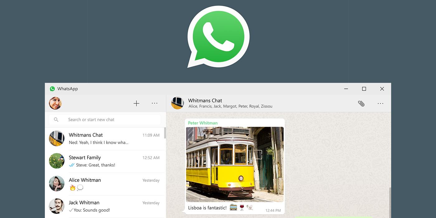 WhatsApp per PC, app ufficiale per Windows e Mac