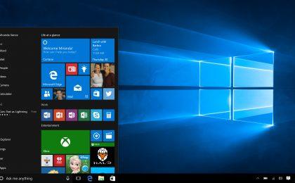 Windows 10, l'aggiornamento sarà a pagamento