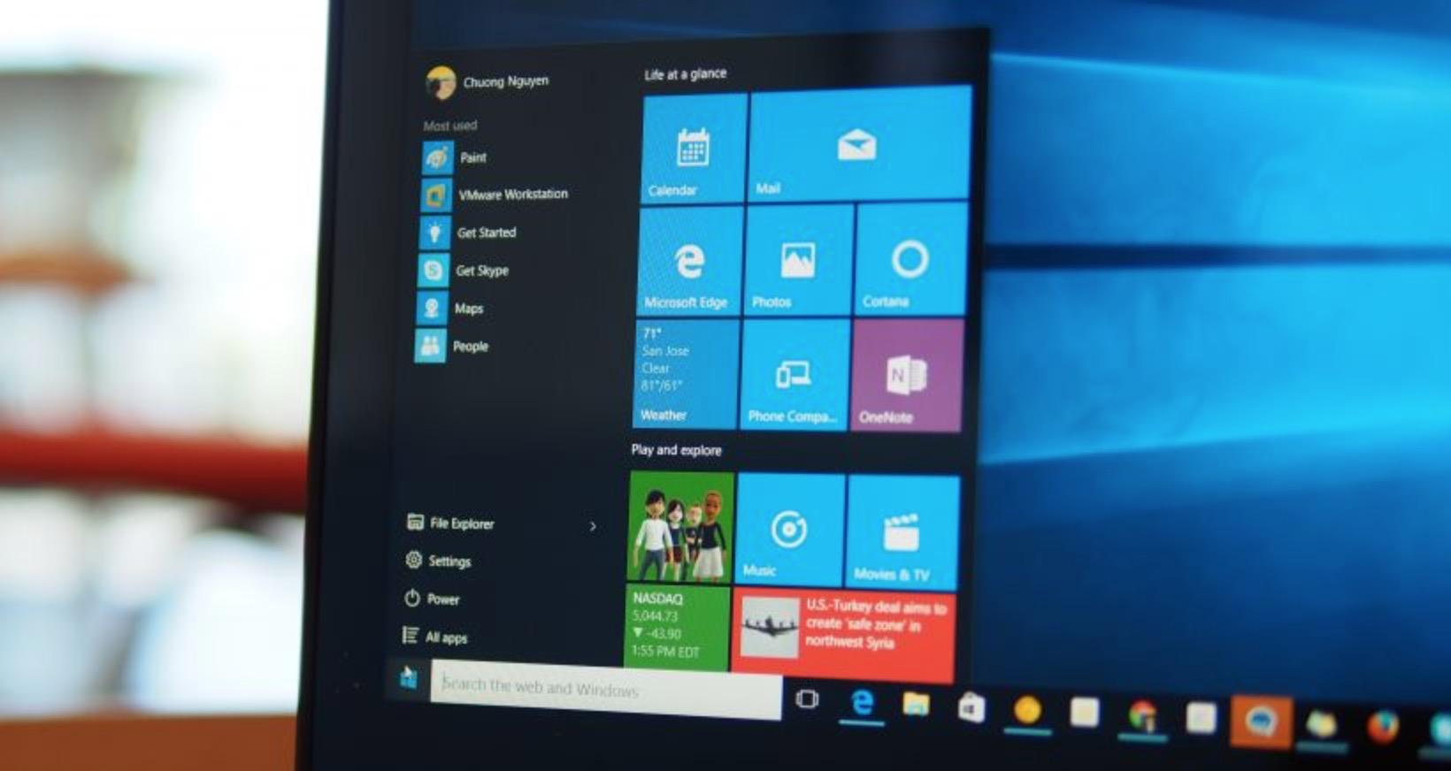 Windows 10, nuova app Paint in arrivo