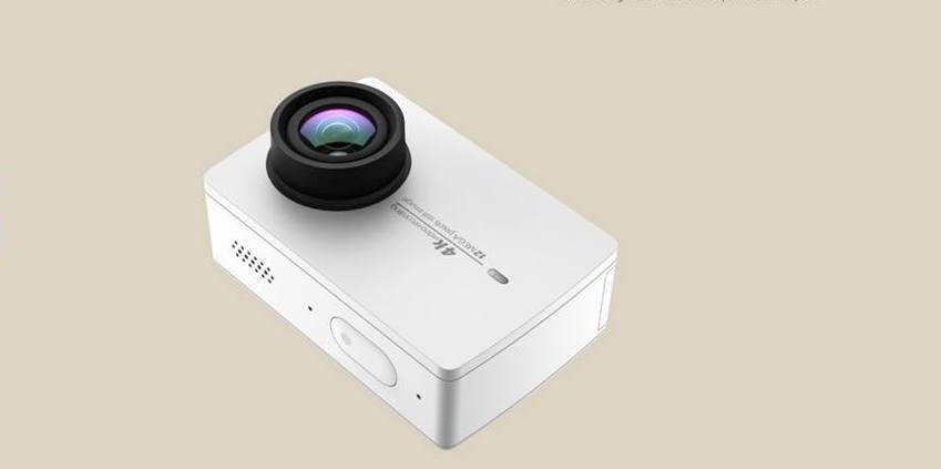 Xiaomi Yi 2, l'action cam che sfida GoPro