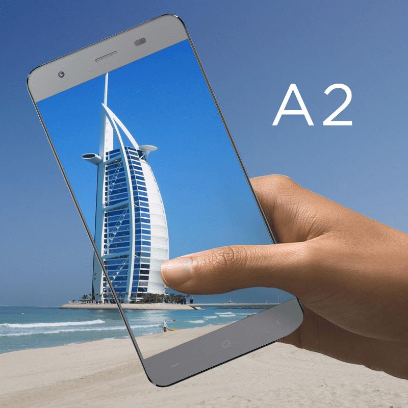 XTOUCH A2: smartphone competitivo ad un prezzo conveniente