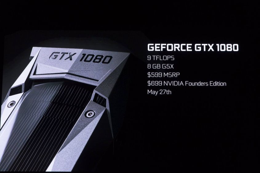 Geforce GTX 1080 e GTX 1070: cos'è la Founders Edition?