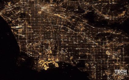 Luce LED uguale inquinamento luminoso