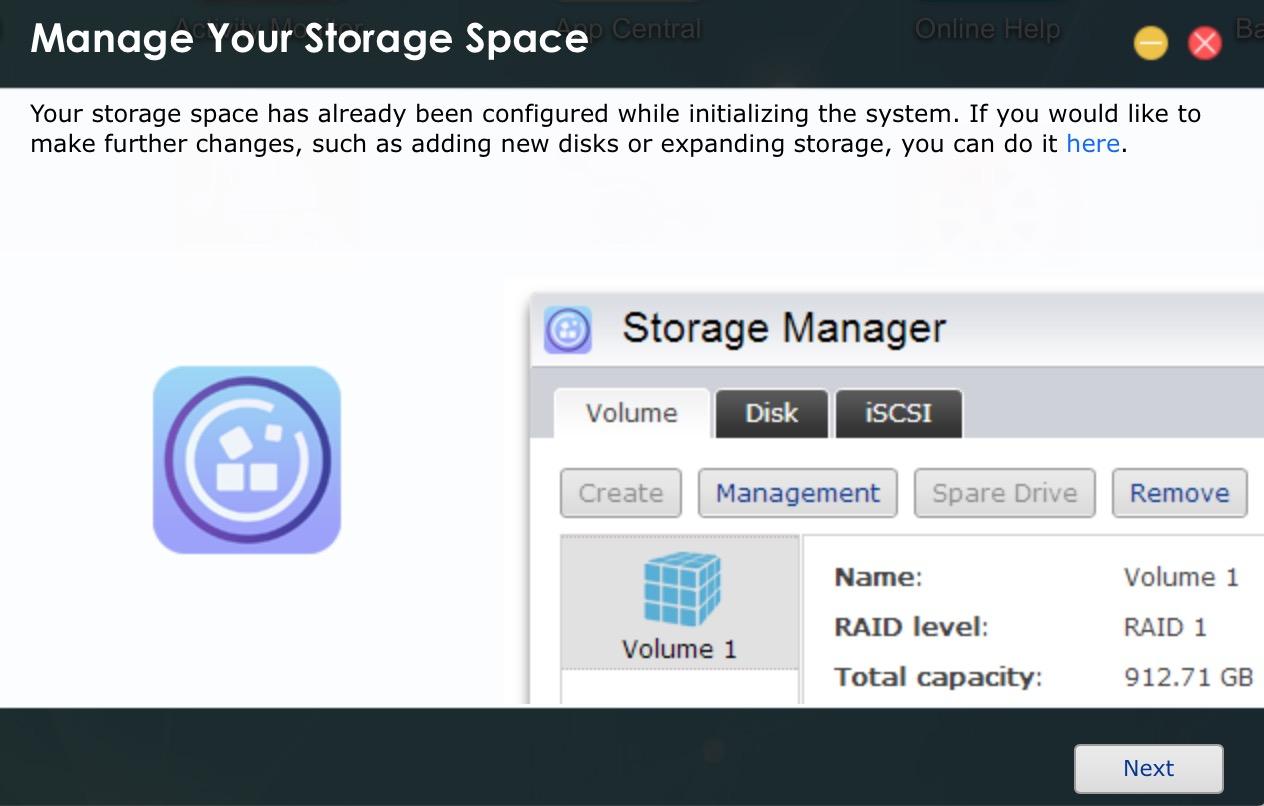 ADM Storage Manager
