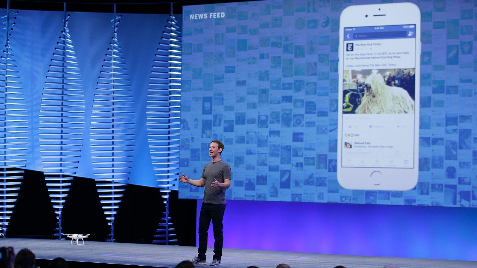 Facebook DeepText: l'intelligenza artificiale che comprende il testo
