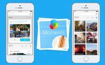 Facebook cancella le foto private se non si scarica Moments