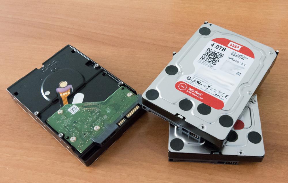 Hard disk Western Digital RED 4TB