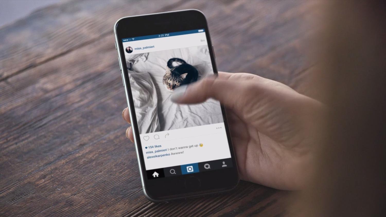 Instagram, arriva l'algoritmo che ordina le foto