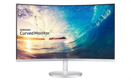 Samsung nuovo monitor curvo: la linea per il 2016