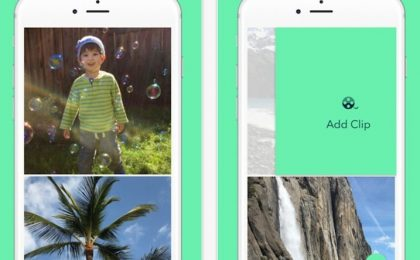 Come creare immagini GIF su iPhone, c'è Motion Stills l'app di Google