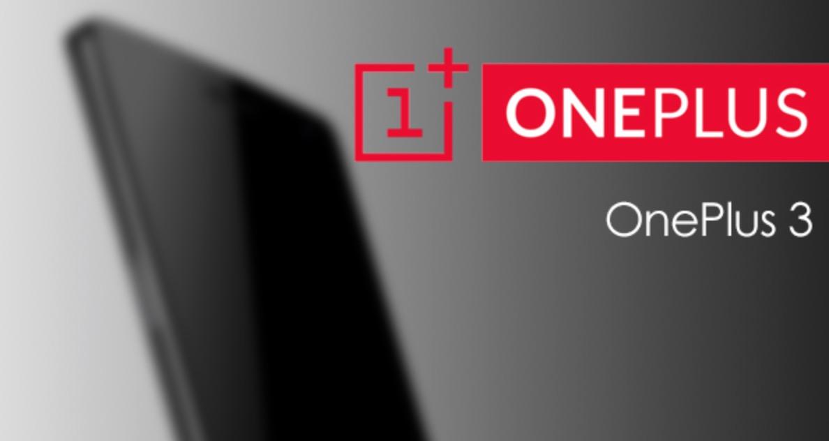 OnePlus 3 immagine