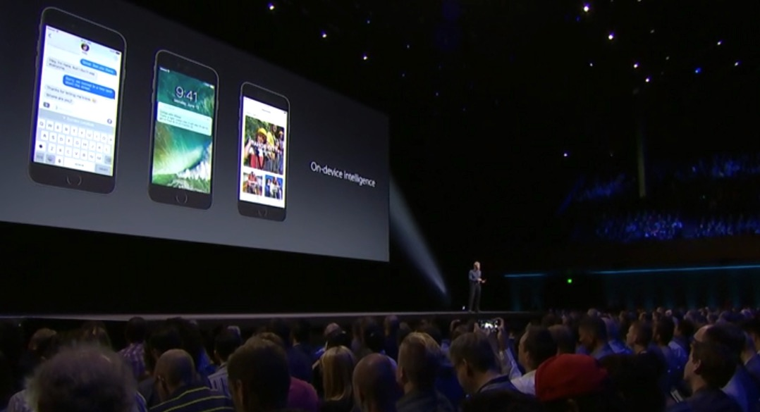 Privacy iOS 10