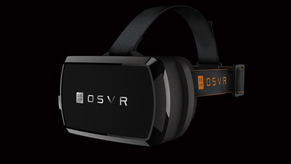 Razer HDK2, visore VR low cost che sfida Oculus Rift e HTC Vive