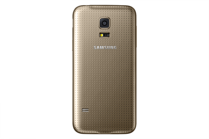 Samsung Galaxy S5 Mini oro