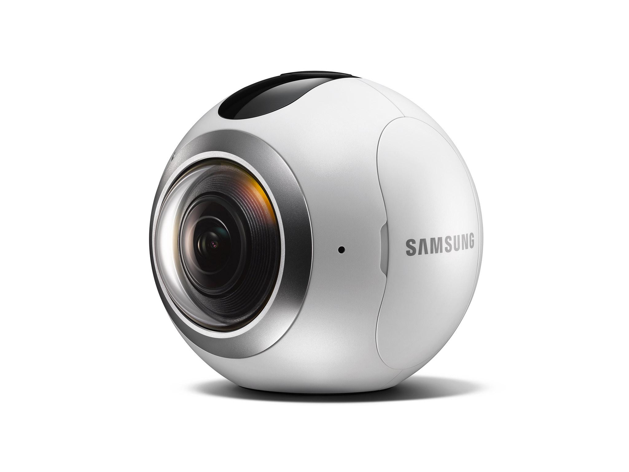Samsung Gear 360: prezzo e scheda della videocamera panoramica