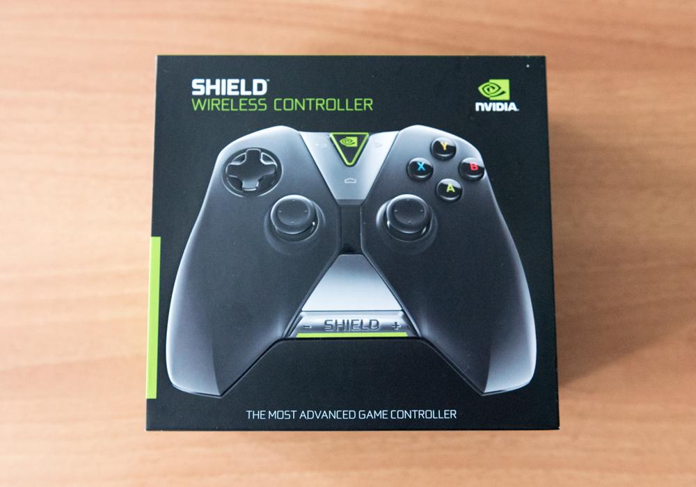 Shield Wireless Controller
