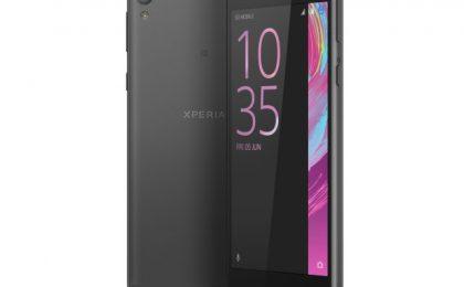 Sony Xperia E5 in uscita: la scheda tecnica ufficiale