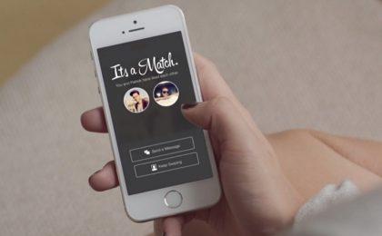 Tinder: app di incontri vietata ai minori di 18 anni