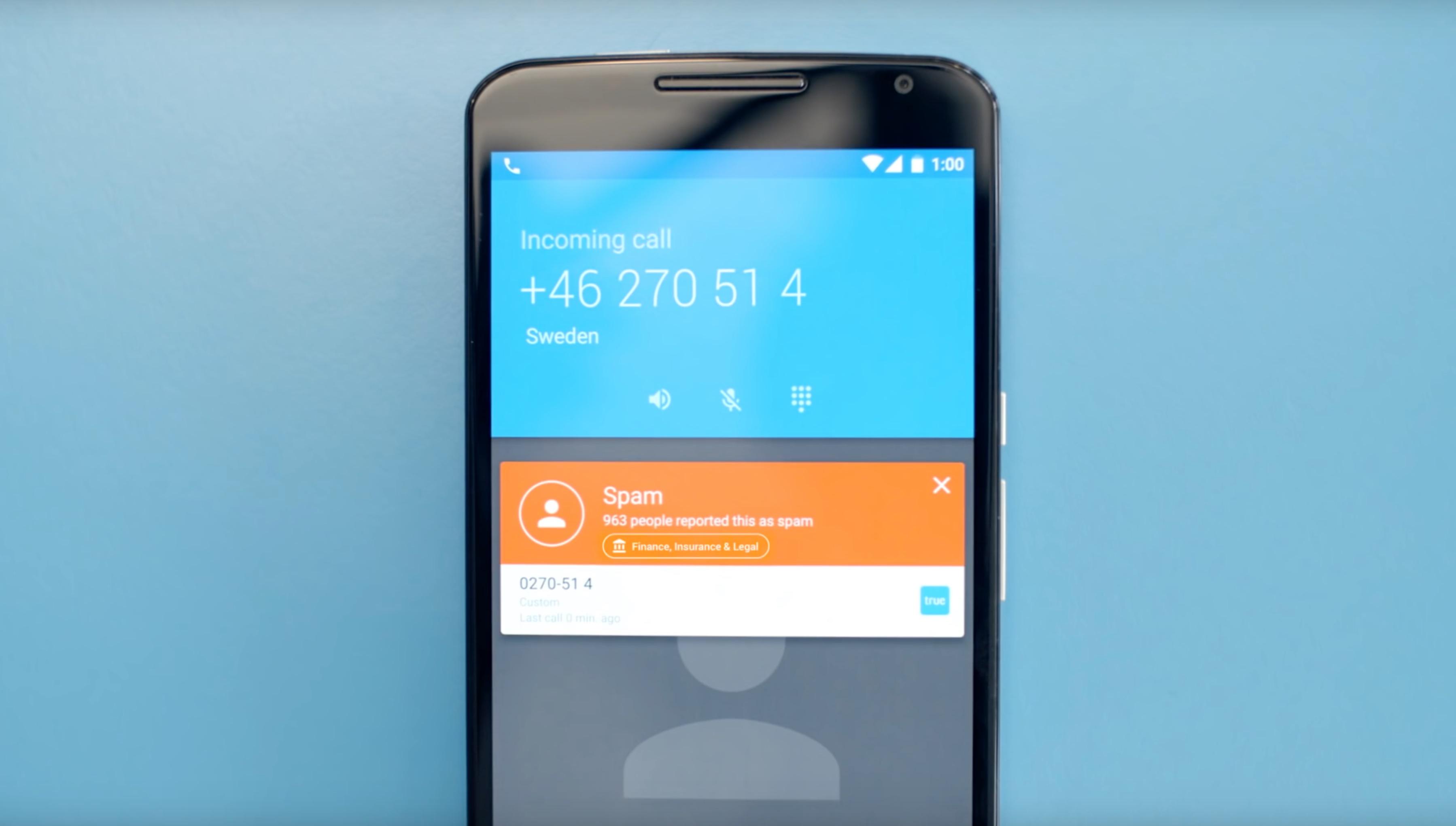 TrueCaller app anti truffe telefoniche