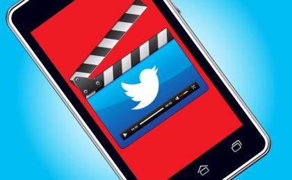 Twitter, lancia i video da 140 secondi