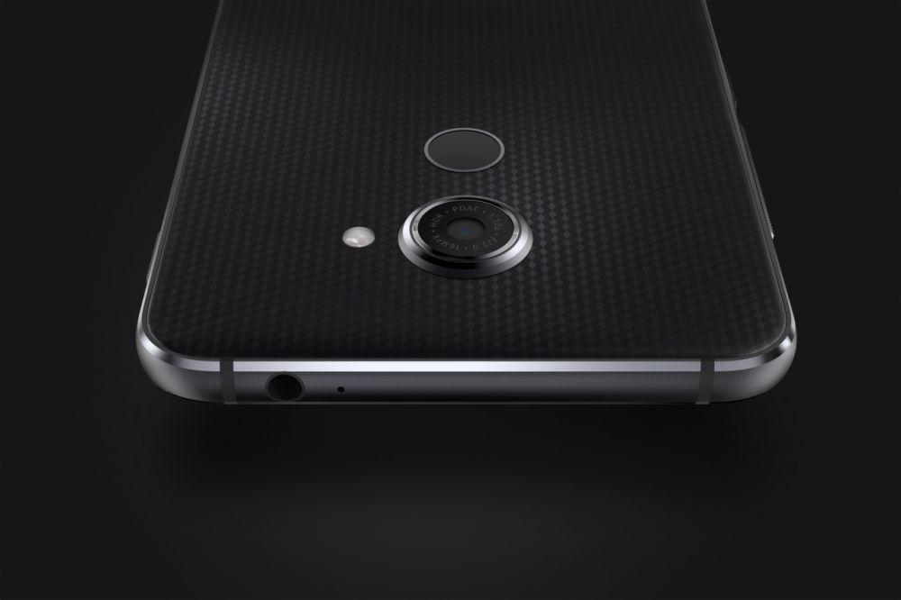 Vodafone Smart Platinum fotocamera