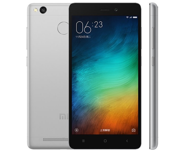 Xiaomi Redmi 3S: prezzo e scheda tecnica ufficiali