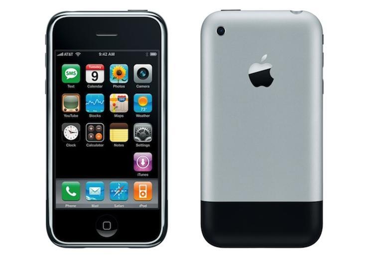 Nove anni fa usciva il primo iPhone 2G, l'inizio di un'era