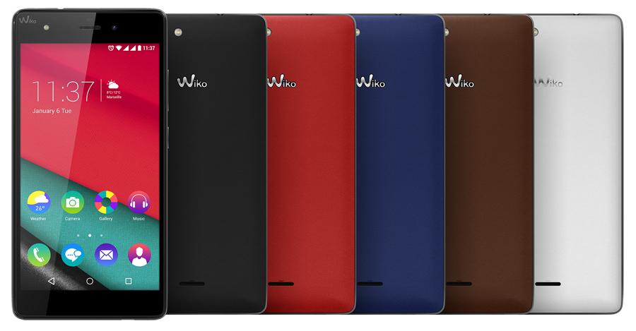 Smartphone Wiko a basso costo: guida all'acquisto