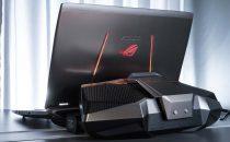 ASUS ROG GX700: il laptop pensato dai gamer per i gamer