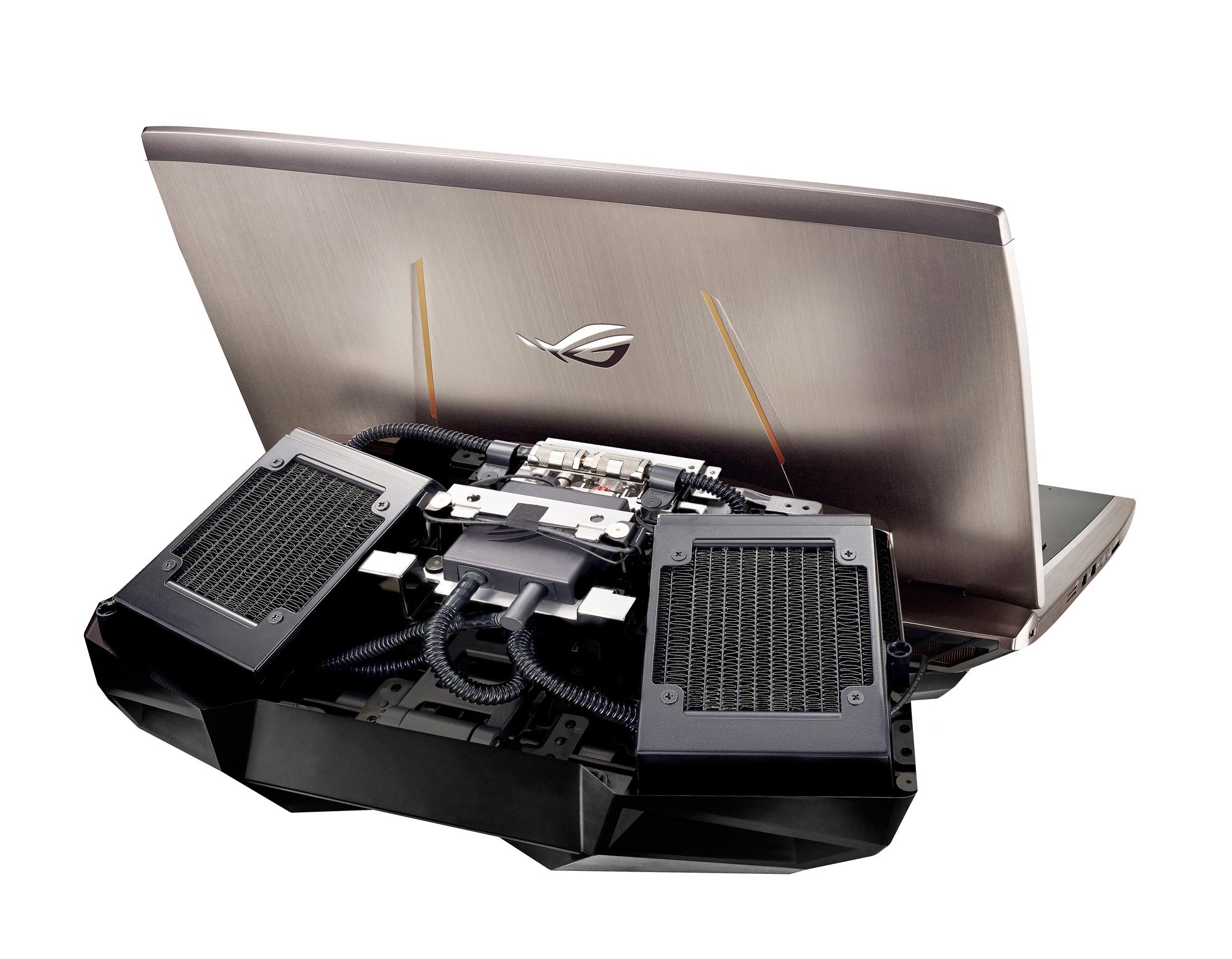 ASUS ROG GX700 laptop