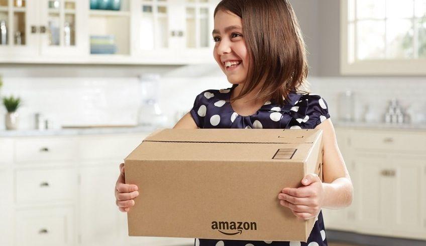 Amazon Prime: per acquistare basta usare la voce