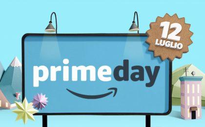 Amazon Prime Day 2016: offerte e sconti il 12 luglio