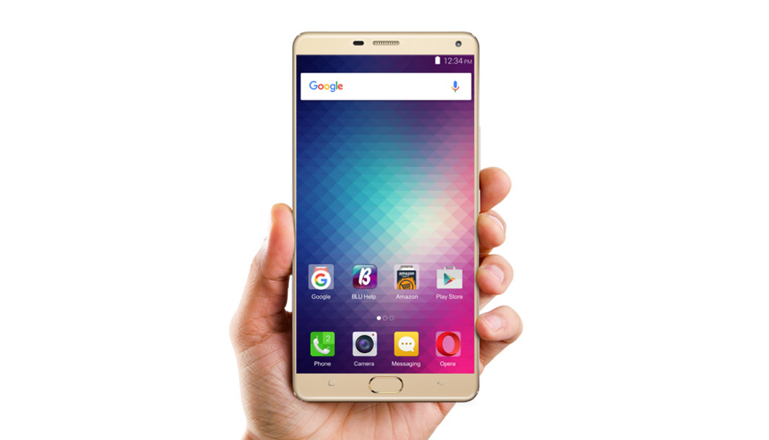 BLU Energy XL hands on