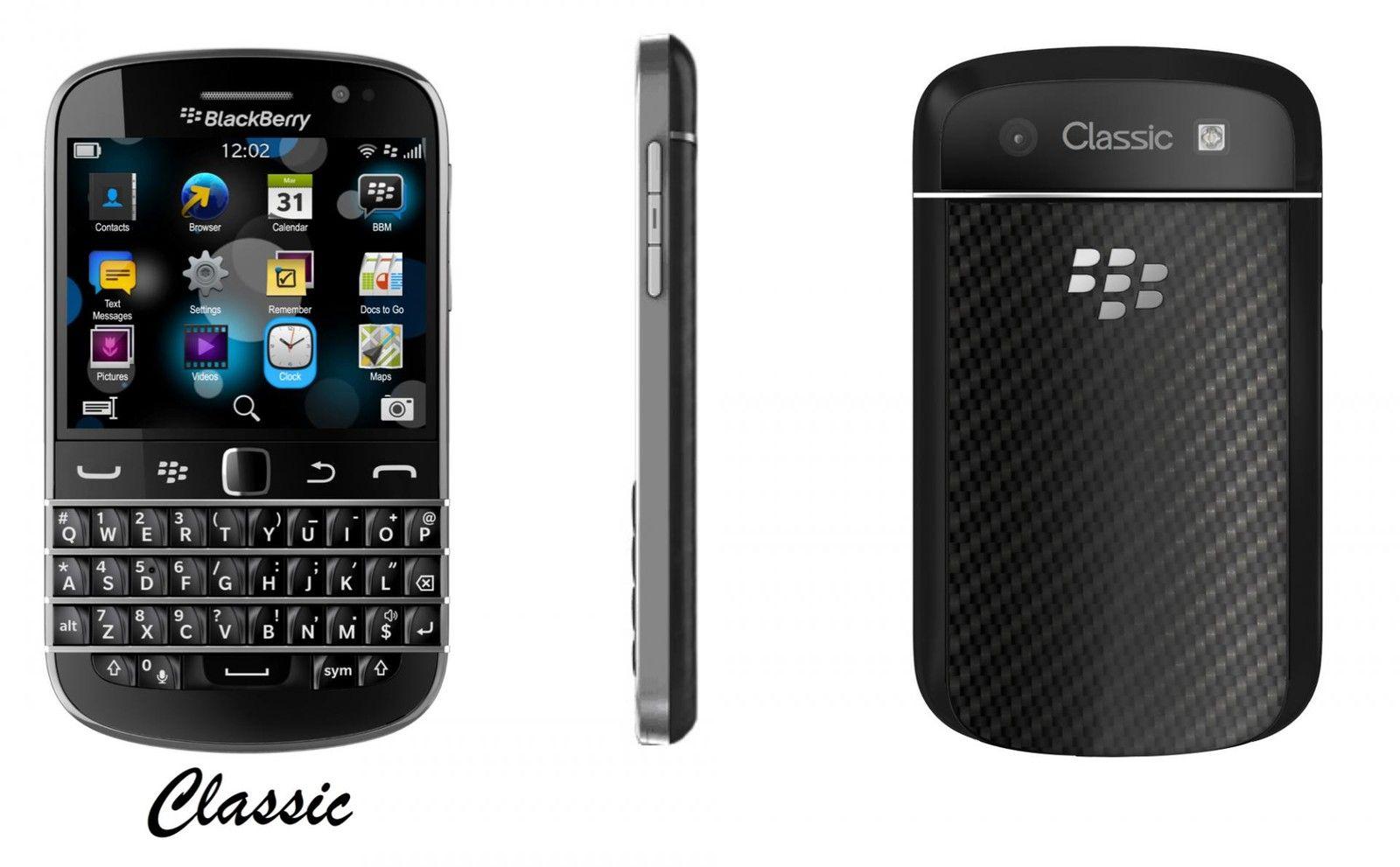 BlackBerry Classic prezzo Italia