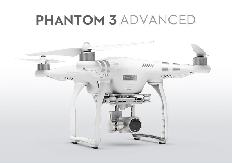 DJI Drone Phantom 3 Advanced