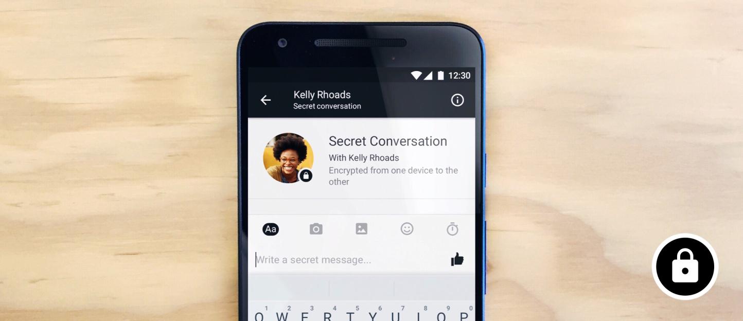Facebook testa la crittografia end-to-end su Messenger